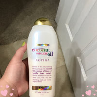 OGX® Coconut Miracle Oil Body Lotion uploaded by Kristi G.