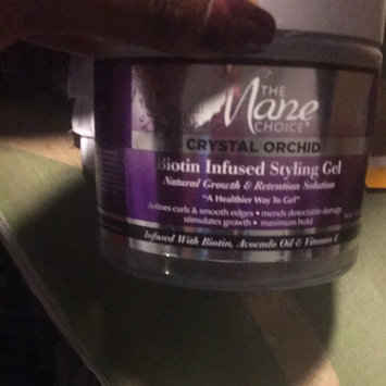 The Mane Choice Biotin Infused Styling Gel - 16 oz uploaded by Tierra P.