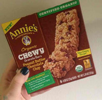 Annie's® Chocolate Chip Organic Chewy Granola Bars uploaded by Megan J.