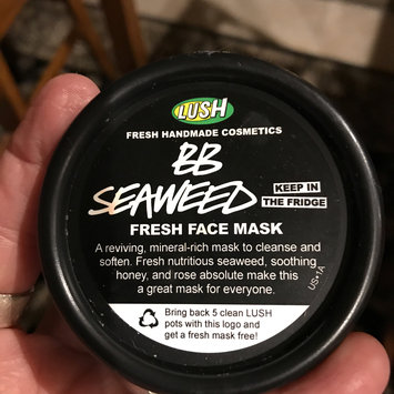 Photo of LUSH BB Seaweed Fresh Face Mask uploaded by april g.