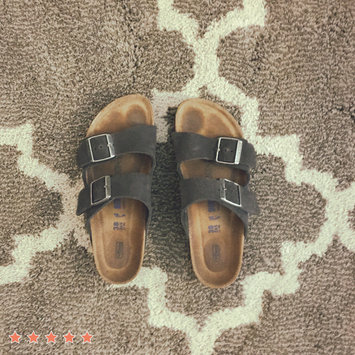 Birkenstock Unisex Arizona Soft Footbed Sandal [] uploaded by Sophia A.