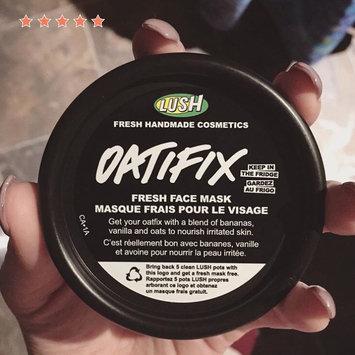 Photo of LUSH Oatfix Fresh Face Mask uploaded by Destiny R.
