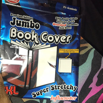Its Academic It's Academic Premium Edition Jumbo Book Cover, 4pc uploaded by Toya A.