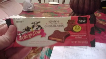 Skinny Cow Divine Caramel Filled Chocolates uploaded by Jessica F.
