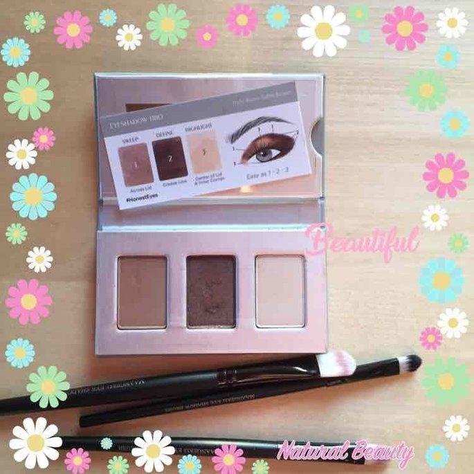 Honest Beauty Eye Shadow Trio uploaded by Miranda P.