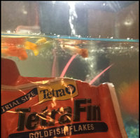 Tetra TetraFin Goldfish Flakes uploaded by Lashirea J.