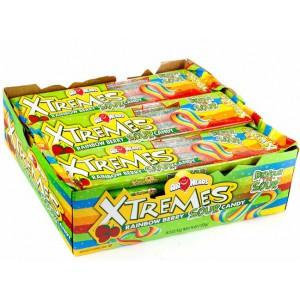 Airheads Xtremes Sweetly Sour Candy Rainbow Berry uploaded by Crystal C.