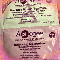 ApHogee Two-Step Protein Treatment uploaded by Shannon M.