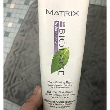 Photo of Matrix Biolage Hydratherapie Conditioning Balm uploaded by Savannah L.