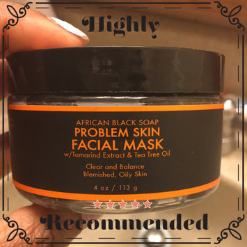 SheaMoisture African Black Soap Problem Skin Facial Mask uploaded by Milan C.