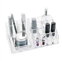 Danielle Creations Danielle Large Acrylic Cosmetic Organizer uploaded by Maryammodel😊 K.