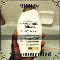 OGX® Nourishing Coconut Milk Hibiscus Creamy Body Wash uploaded by Jillian C.