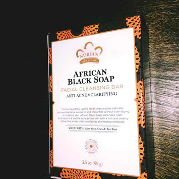 Photo of Nubian Heritage African Black Soap uploaded by Sydney Z.