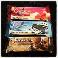 QUEST NUTRITION Mixed Berry Bliss Protein Bar uploaded by Ana S.