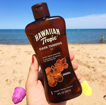 Hawaiian Tropic Dark Tanning Oil uploaded by Megan K.