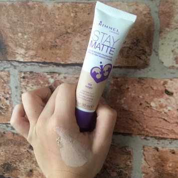 Rimmel Stay Matte Liquid Mousse Foundation uploaded by Ellie T.