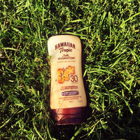 Hawaiian Tropic® Silk Hydration SPF 12 Sunscreen Lotion uploaded by Kristen F.