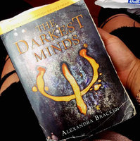 Disney Pr The Darkest Minds (Paperback) uploaded by Christina M.