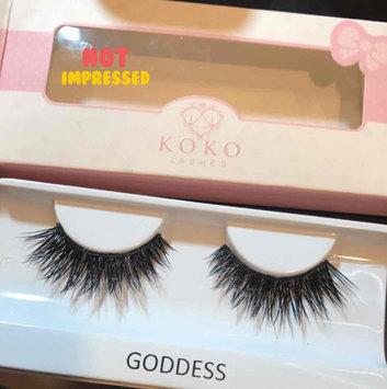 KoKo Lashes Goddess uploaded by Lisa C.