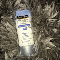 Neutrogena® Ultra Sheer® Dry-Touch Sunscreen Broad Spectrum SPF 45 uploaded by marolyn c.