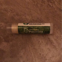 LIP BALM (6 PACK) Peppermint Natural & Organic: Compares to eos uploaded by Miranda F.