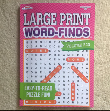Photo of Universal Map Large Print Word Find Puzzles Volume 194 ~ Word Search Puzzle Book 8