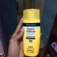 Neutrogena® Beach Defense® Water + Sun Protection Sunscreen Lotion Broad Spectrum Spf 70 uploaded by Yazmin Gissel S.