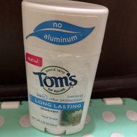 Tom's OF MAINE Tea Tree Long Lasting Deodorant uploaded by Marcela V.