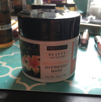 Freeman Beauty Infusion Brightening Overnight Mask with Hibiscus + Vitamin C uploaded by Christine P.