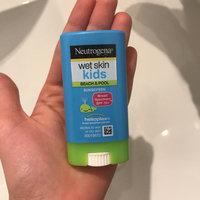 Neutrogena® Wet Skin Kids Stick Sunscreen Broad Spectrum SPF 70 uploaded by Micaela V.