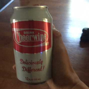 Cheerwine Cherry Soda - 12 oz Can: Pack of 12 Cans uploaded by Jennifer U.