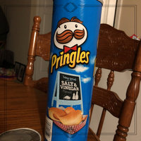 Pringles® Salt & Vinegar Potato Crisps uploaded by Megan F.