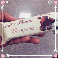 thinkThin Brownie Crunch High Protein Bar uploaded by Keyla B.