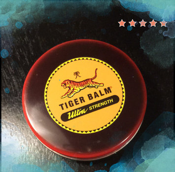 Photo of Tiger Balm Ultra Strength Ointment uploaded by Carolina K.