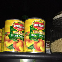 Del Monte 100% Juice Sliced Peaches uploaded by Maria C.