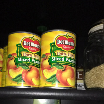 Photo of Del Monte® 100% Juice Sliced Peaches uploaded by Maria C.