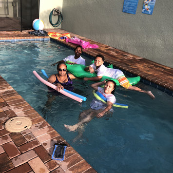 Photo uploaded to #Poolside by Christina G.