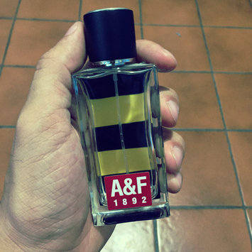 Photo of A&F 1892 YELLOW by Abercrombie & Fitch for Men EAU DE COLOGNE SPRAY 1.7 OZ uploaded by Miguel R.