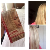 L'Oréal Paris Colorist Secrets™ Brass Banisher™ uploaded by Kaylee H.