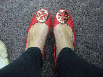 Photo of Tory Burch Flat Shoes uploaded by Megan L.
