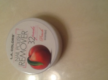 Photo of L.A. Colors Nail Polish Remover Pads  uploaded by Alyse C.