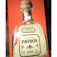 Patrón Tequila Reposado uploaded by Juan B.