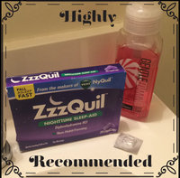 ZzzQuil Nighttime Sleep-Aid LiquiCaps uploaded by Lacresha H.