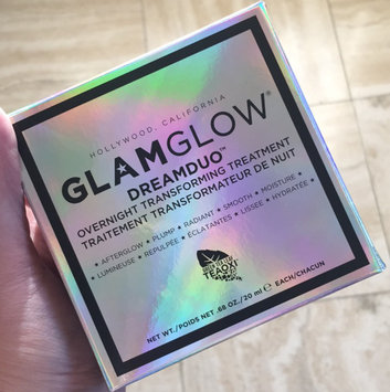 Photo of GLAMGLOW® Dreamduo™ Overnight Transforming Treatment uploaded by MARGAUX O.