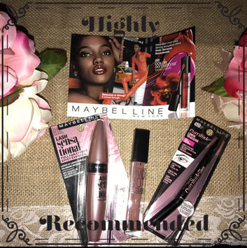 Maybelline New York Lash Sensational Mascara uploaded by Stacy A.