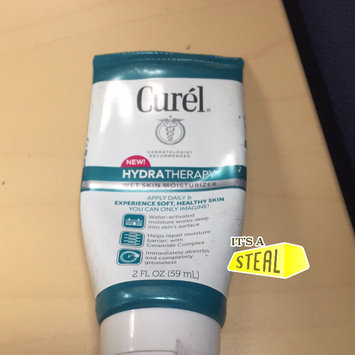 Curel® Hydra Therapy Wet Skin Moisturizer uploaded by angela o.