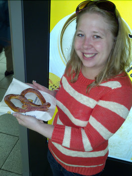 Photo of Auntie Anne's Pretzel uploaded by Denille M.