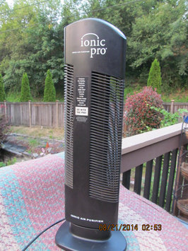 Photo of Ionic Pro Turbo Air Purifier - Black uploaded by Cate R.