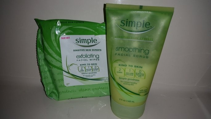Simple Skincare  uploaded by N L.