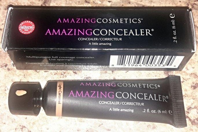 Amazing Cosmetics Amazing Concealer uploaded by Charnita F.